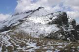 Via Normale Monte Colombine - Versante W