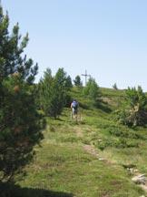 Via Normale Lutterkopf - Monte Luta - Verso la vetta