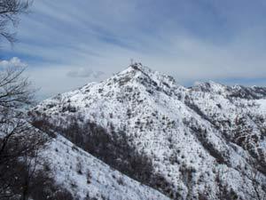 Via Normale Monte Prealba
