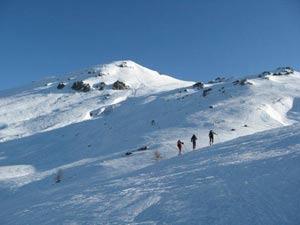Via Normale Monte Nebin