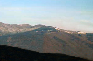 Via Normale Monte Secchieta