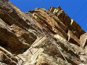 Via Normale Monte Tovo - Ferrata Staich