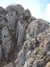 Via Normale Pizzo Ravò - La cresta E