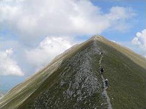 Via Normale Monte Priora