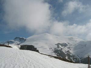 Via Normale Monte Ruissas