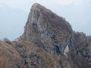 Via Normale Sasso di Cressogno - Monte dei Pizzoni