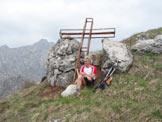 Via Normale Sasso di Cressogno - Monte dei Pizzoni - Vetta.