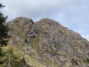 Via Normale Rocca di Argimonia