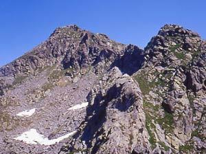 Via Normale Monte Mars - Cresta dei Carisey