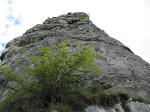 Via Normale Cimoncello - Spigolo Conforto