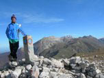 Via Normale Monte San Franco (da S) - Giuseppe sul Monte San Franco 2132 m