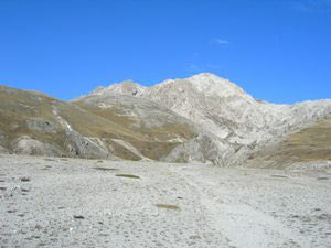 Via Normale Monte Prena