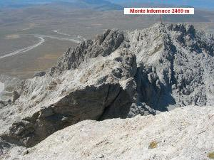 Via Normale Monte Infornace