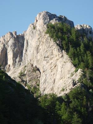 Via Normale Monte Toraggio