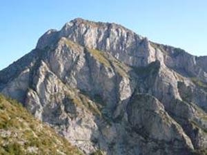 Via Normale Monte Pietravecchia - Cresta WNW