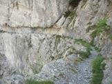 Via Normale Monte Pietravecchia - Cresta WNW - Il Sentiero degli Alpini.