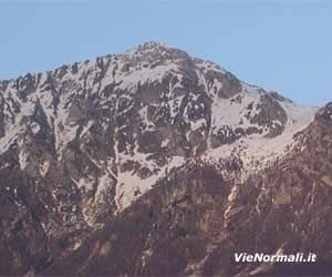 Via Normale Monte Venàl