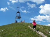 Via Normale Monte Bronzone -