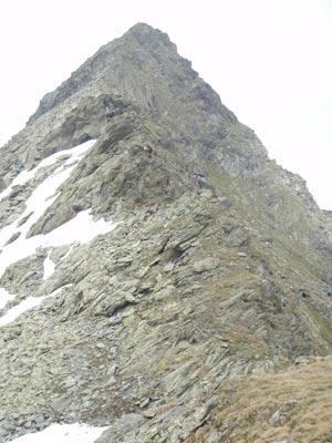 Via Normale Piz de Val Rossa