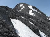 Via Normale Madaccio di dentro - La cresta di salita