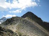 Via Normale Pizzo Borron - La Cresta Nord del Pizzo Borron