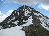 Via Normale Corno di San Colombano - La Cresta Nord Ovest del Corno di San Colombano