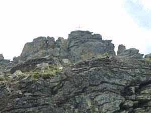 Via Normale Monte Sarezza - Spigolo NW