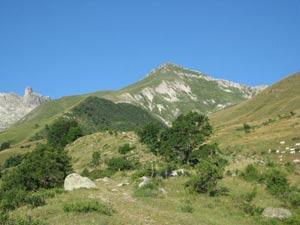 Via Normale Monte Chiamossero