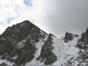 Via Normale Monte Ciaslaras