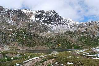 Via Normale Monte Breva (o Piz La Stretta)