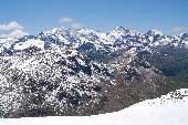 Via Normale Monte Breva (o Piz La Stretta) - Incredibile vista sul Bernina
