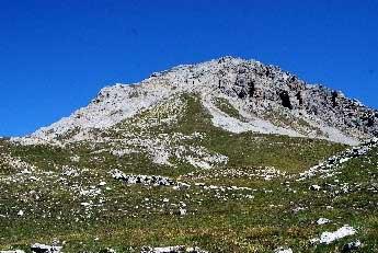 Via Normale Monte Solena