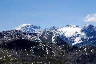 Via Normale Monte Solena - Vista sul Gruppo dell'Ortles dall'anticima