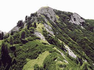 Via Normale Monte Lungo / Lungkofel