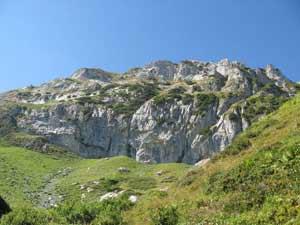 Via Normale Monte Garbella