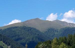 Via Normale Monte Calvo / Golfen