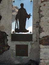 Via Normale Granta Parey - Cresta NE - La Cappelletta di S. Bernardo.