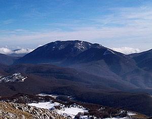 Via Normale Monte Mutria