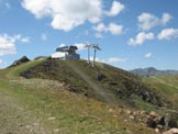 Via Normale Thurntaler - In cima