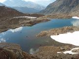 Via Normale Cima Vallumbrina - Il Lago Nero.