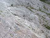 Via Normale Cima Valmora - Cresta W -