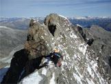 Via Normale Biancograt Pizzo Bernina -