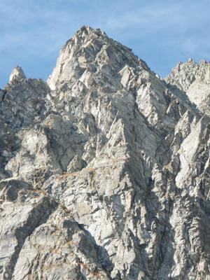 Via Normale Punta Roma - Cresta del Colonnello
