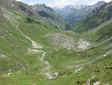 Via Normale Piz Duan - La verde Val Maroz