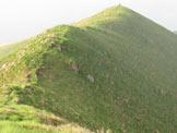 Via Normale Monte Misa - Il crestone verso la cima