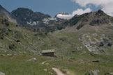 Via Normale Il Chapütschin - Munt Sura e in alto Il Chapütschin