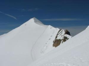 Via Normale Monte Cevedale, dalla Forcola