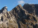 Via Normale Monte Cernera - Variante Possoliva - Gruppo del Cernera