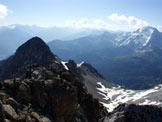 Via Normale Monte Forcellina - Il Monte Foscagno e la Cima di Piazzi, dalla vetta