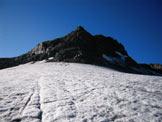 Via Normale Chüealphorn - Sul Chüealp Gletscher
